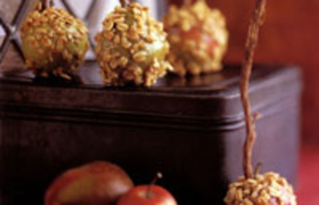 Caramel Apples and Pears