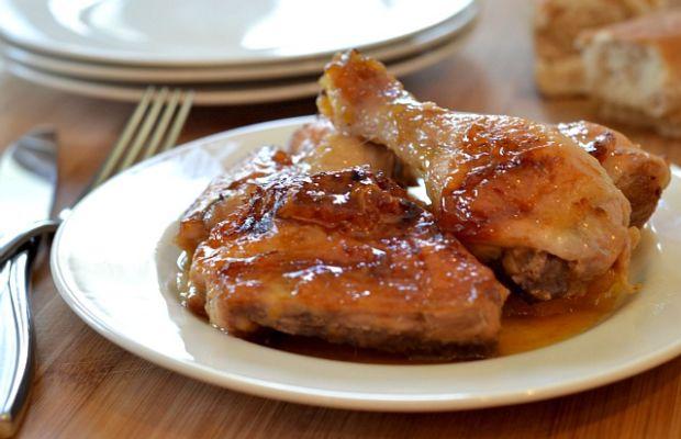 Duck Sauce Chicken joyofkosher