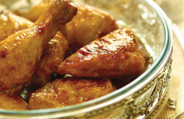 honey chicken