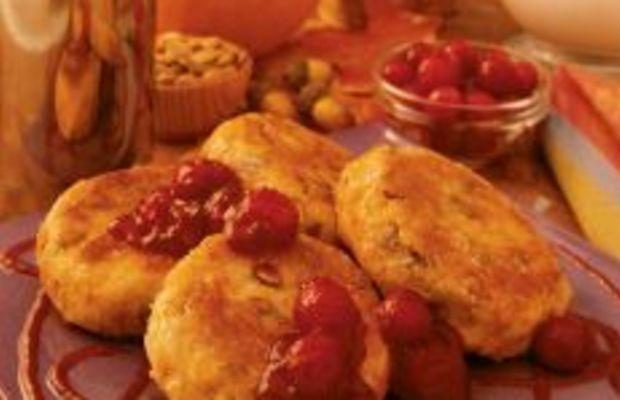 Idaho® Potato Pumpkin & Pepita Patties