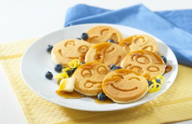 Smiley Pancake