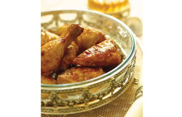 honey-chicken