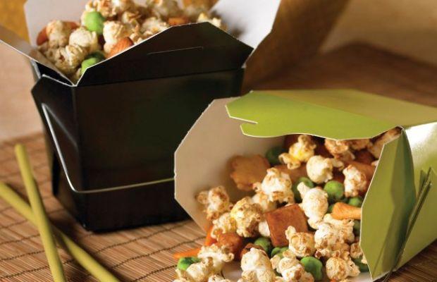 Asian Popcorn Medley
