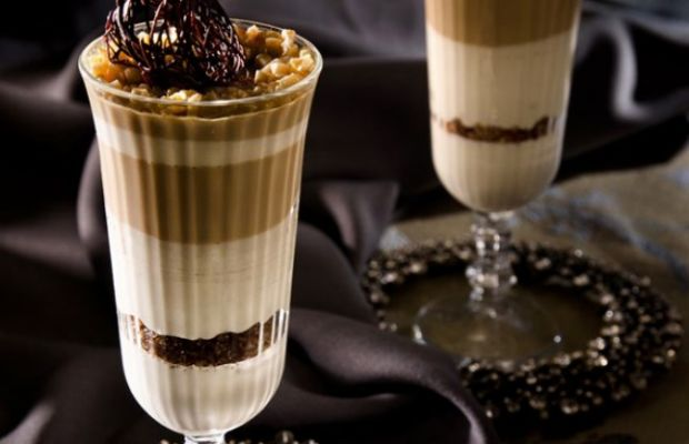 coffee cream cups