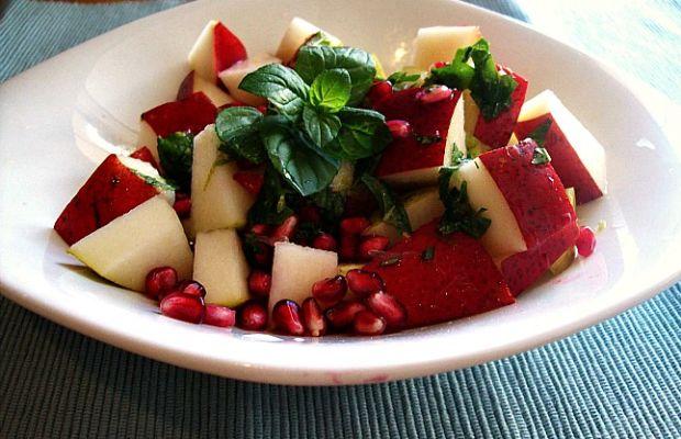 Israeli Fruit Salad