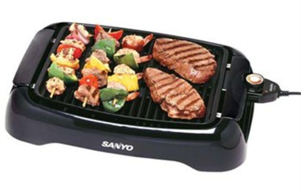 sanyo grill
