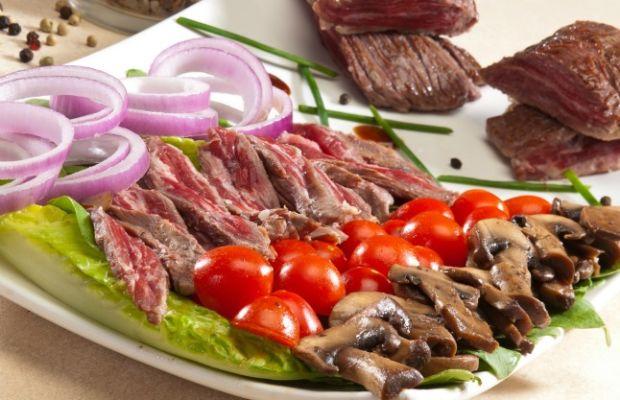 Skirt Steak Salad (1)
