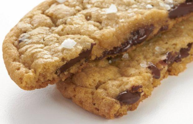 one salt cookie