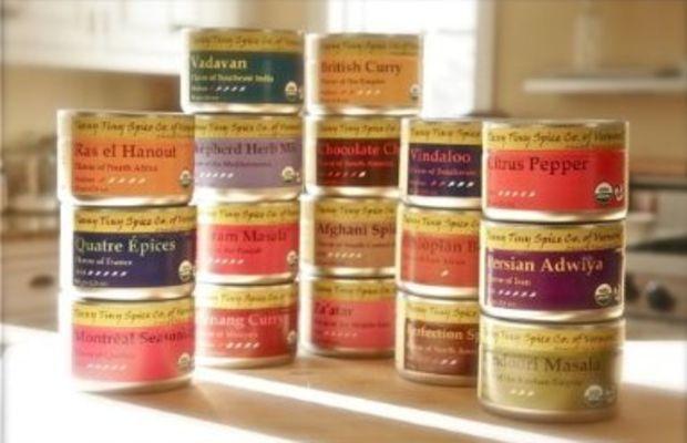 spice rub blends