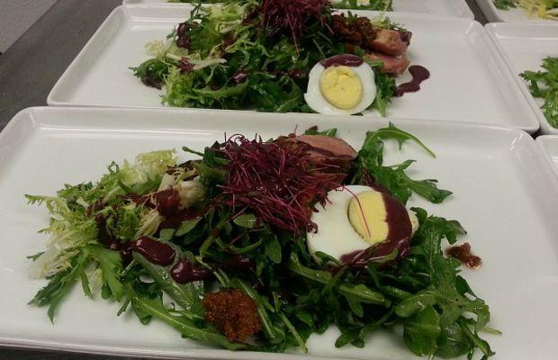milt's salad