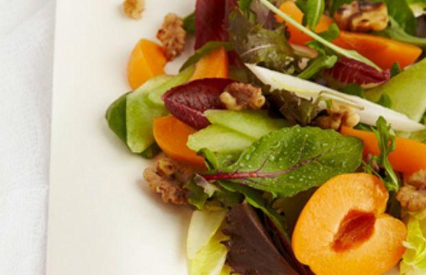 Bitter and Sweet Radicchio Salad