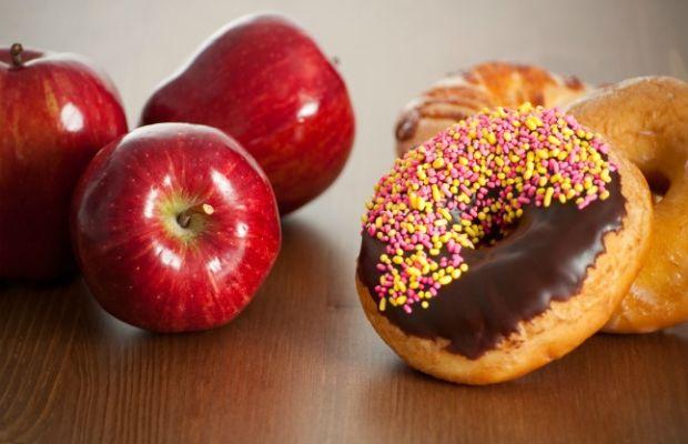 apple v donut