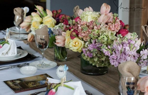diy craft table passover