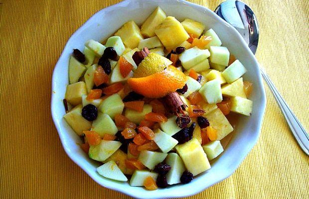 Pine Apple Fruit Salad