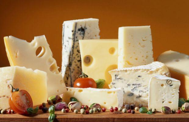 Tu Bishvat Cheese Course