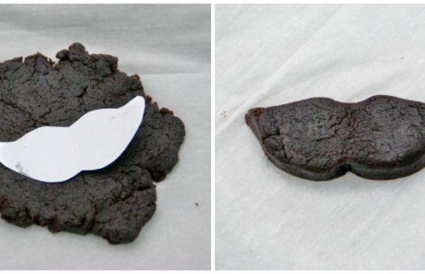 cookie mask step 1