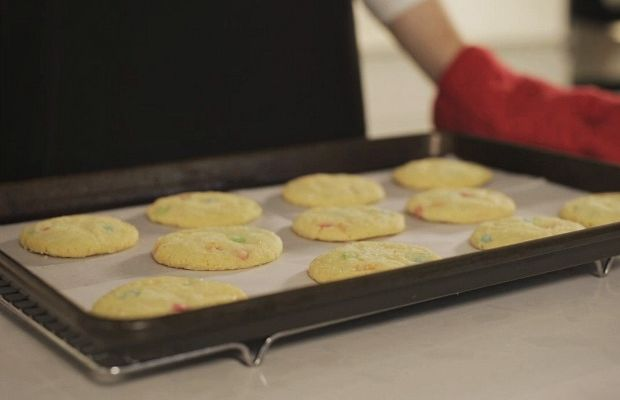 Mike and Ike Bejeweled Sugar Cookies