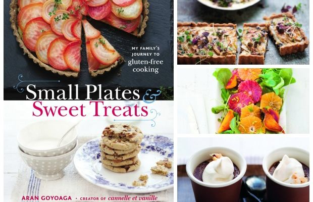 small plates collage