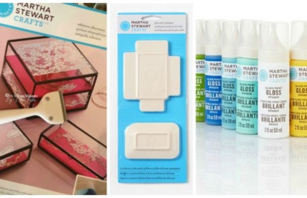 painted lace supplies