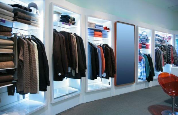 clothes shopping