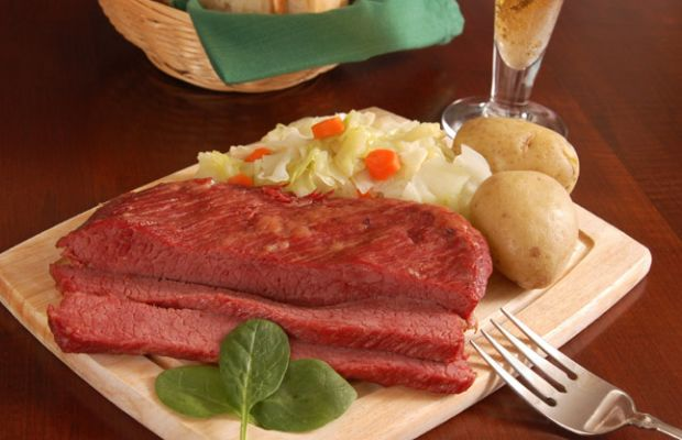 Gifts of the Jews- Corned Beef for St. Paddy's