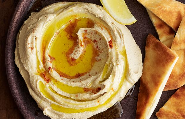 Watch and Make Your Own Lemon Lovers Hummus