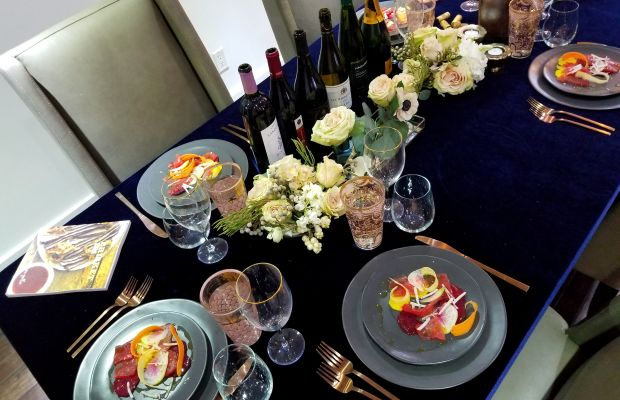 Seder for Everyone Party + Wine Pairings