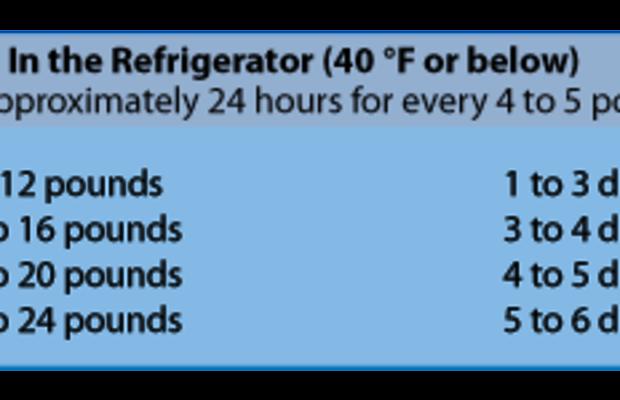 Turkey-thaw-table-fridge