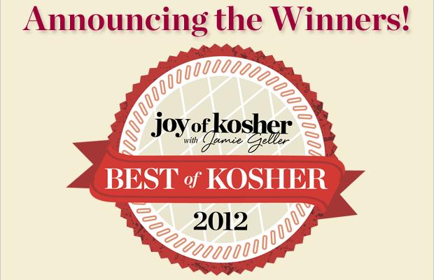 Best of Kosher Winners