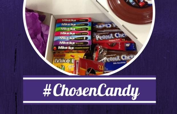 #ChosenCandy
