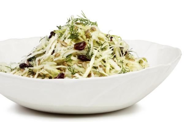 Kohlrabi and cabbage