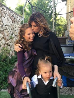 Bracha Miriam and baby