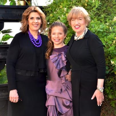 Bracha Miriam and grandmoms