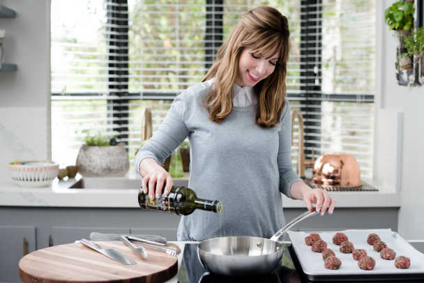 Jamie in the Test Kitchen
