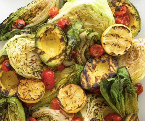 Grilled Wedge Salad FB