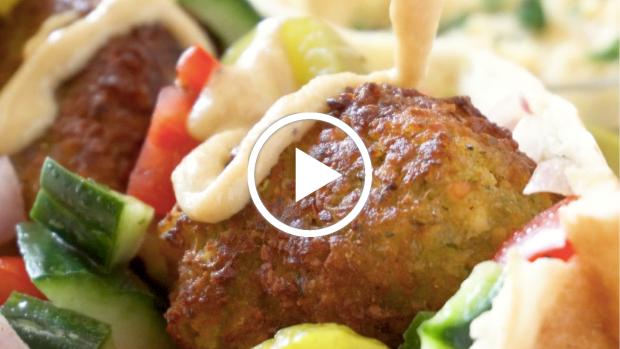 Falafel video