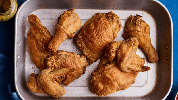 Jamie's Favorite Fried Chicken