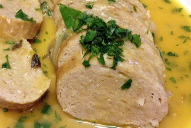 Gefilte Fish With Parsley Sauce Joy Of Kosher