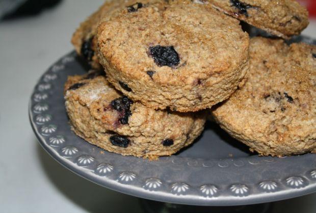 Whole Wheat-Blueberry Scones - Joy of Kosher