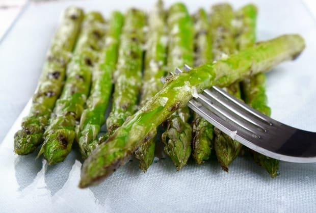 how to clean asparagus kosher