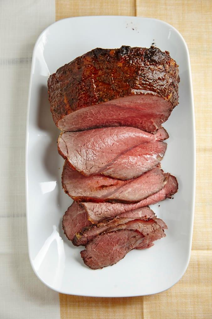 Secret Spice Rub Roast Beef Jamie Geller