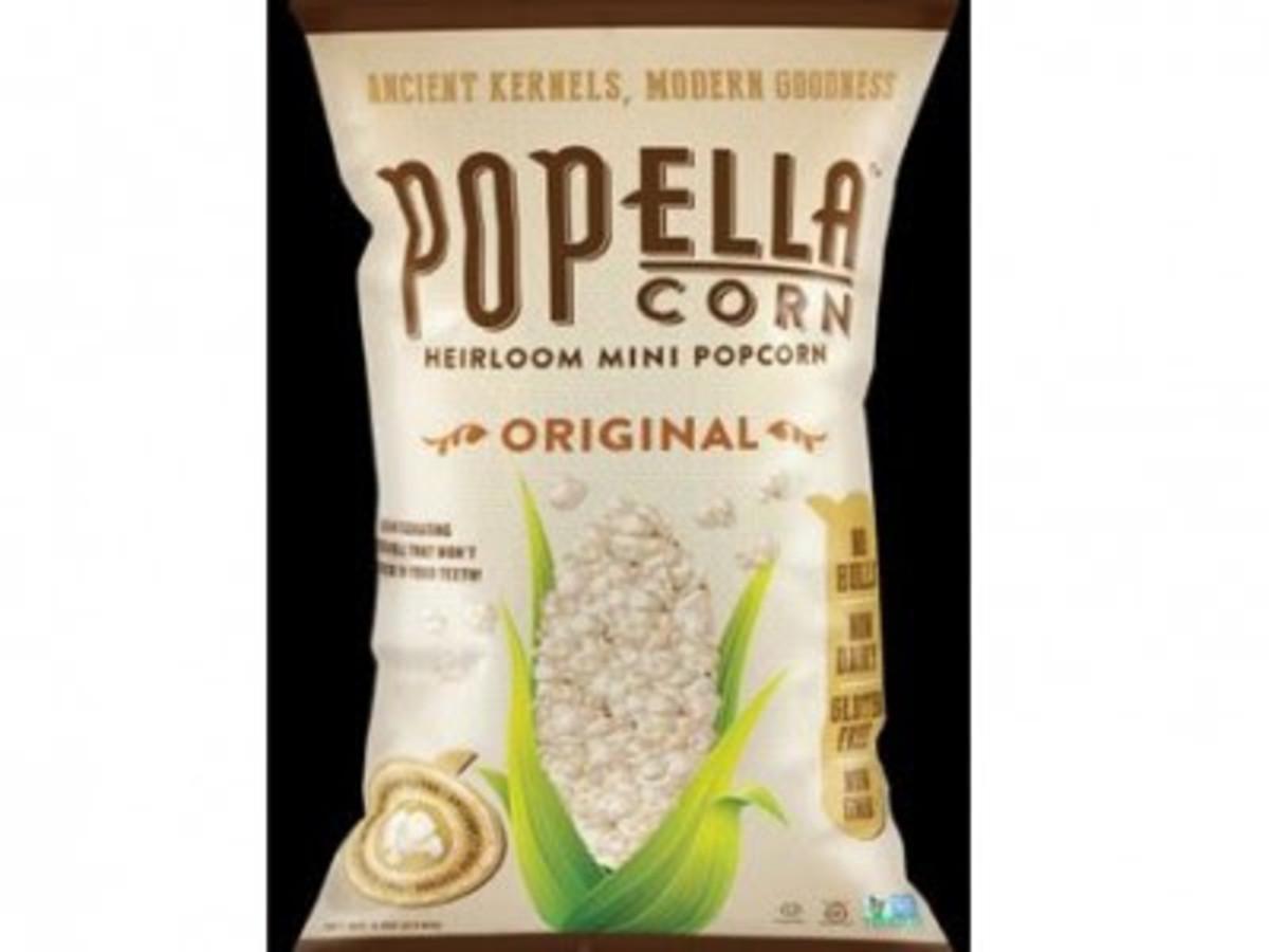 Goldbaum Popella popcorn