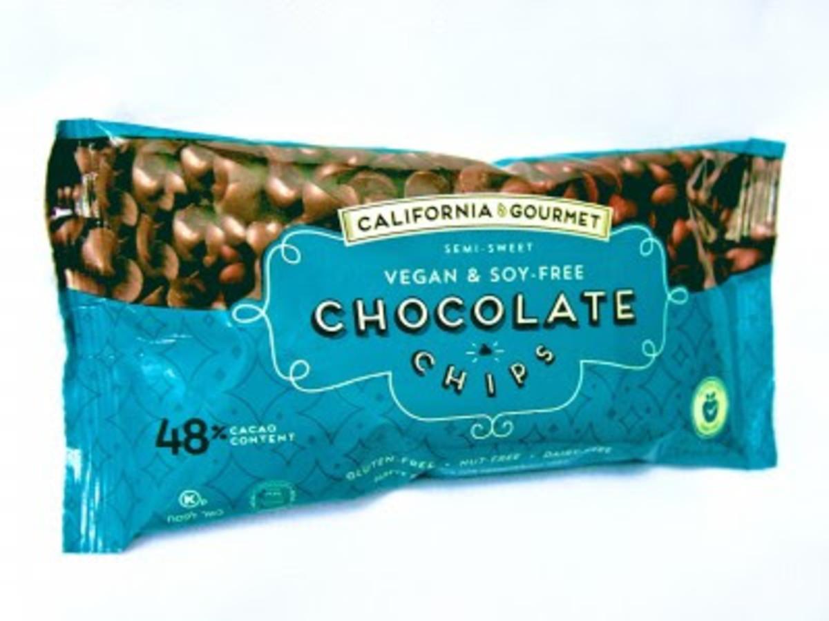 California Gourmet  chocolate