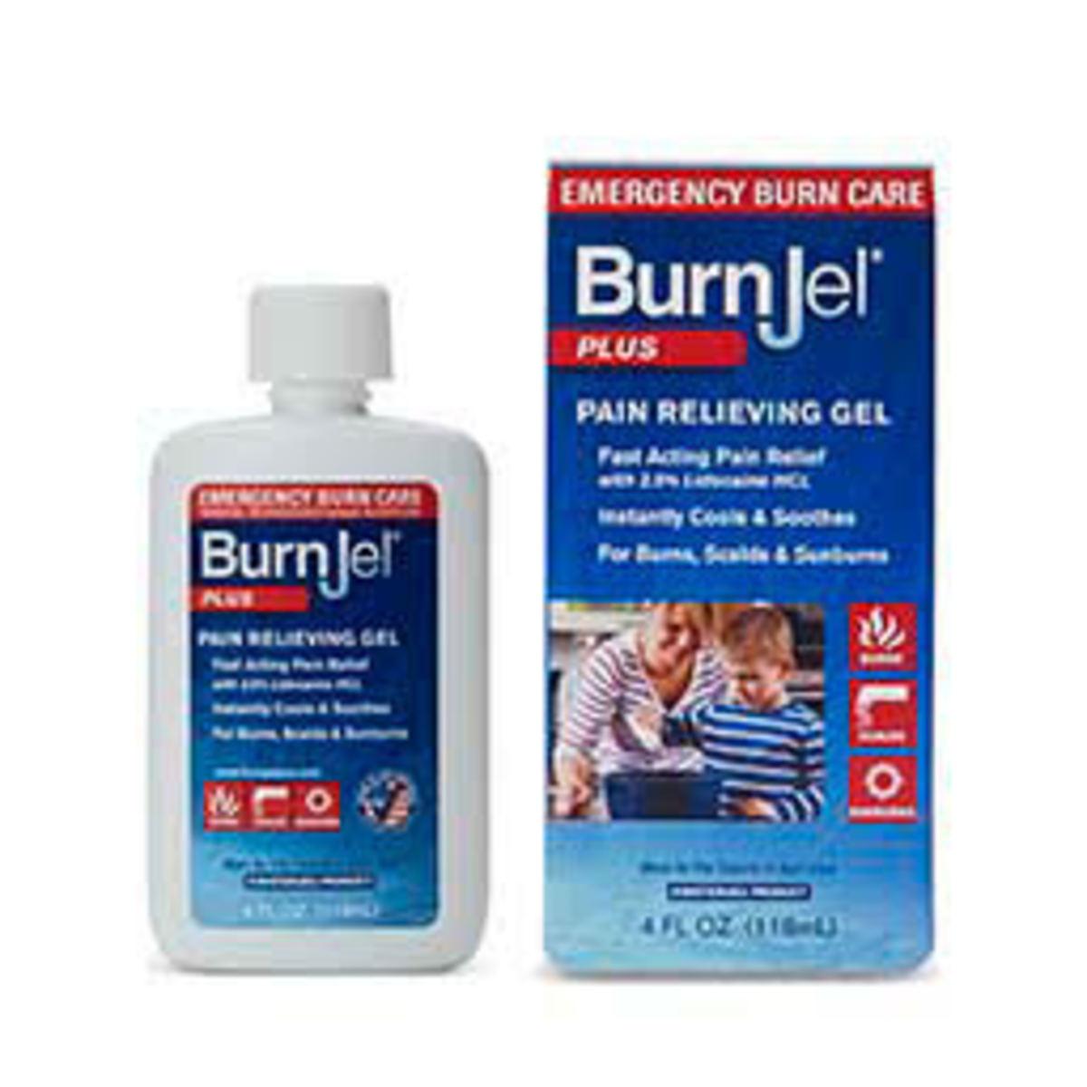 burn jel plus product image