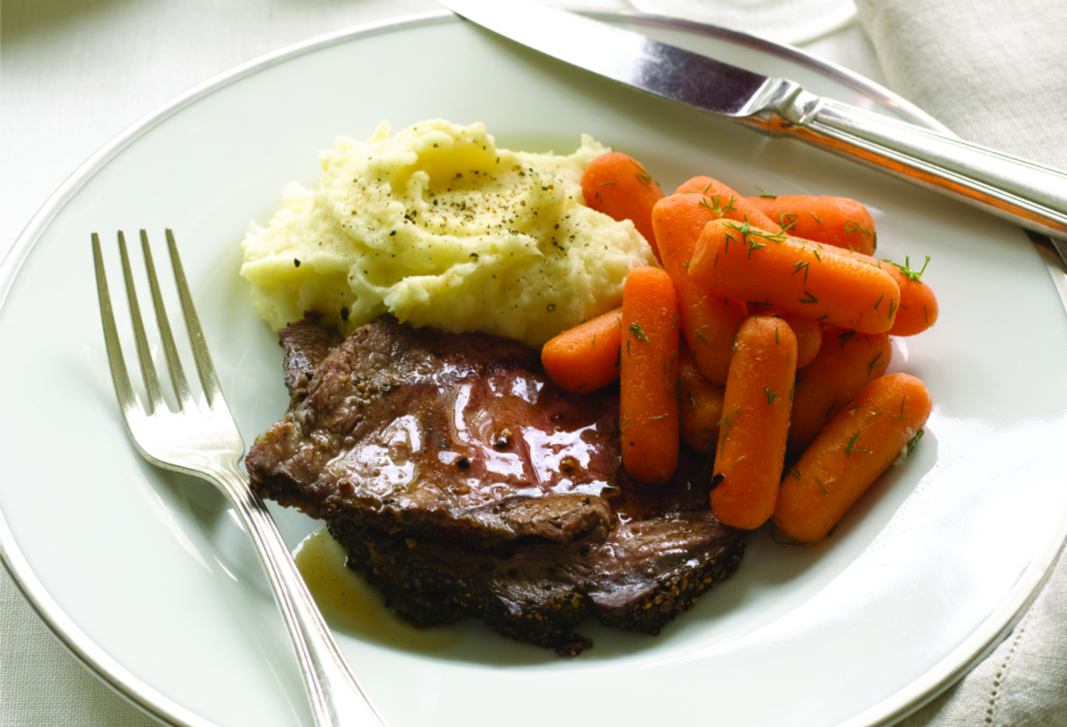 Shabbat Menus Minute Steak
