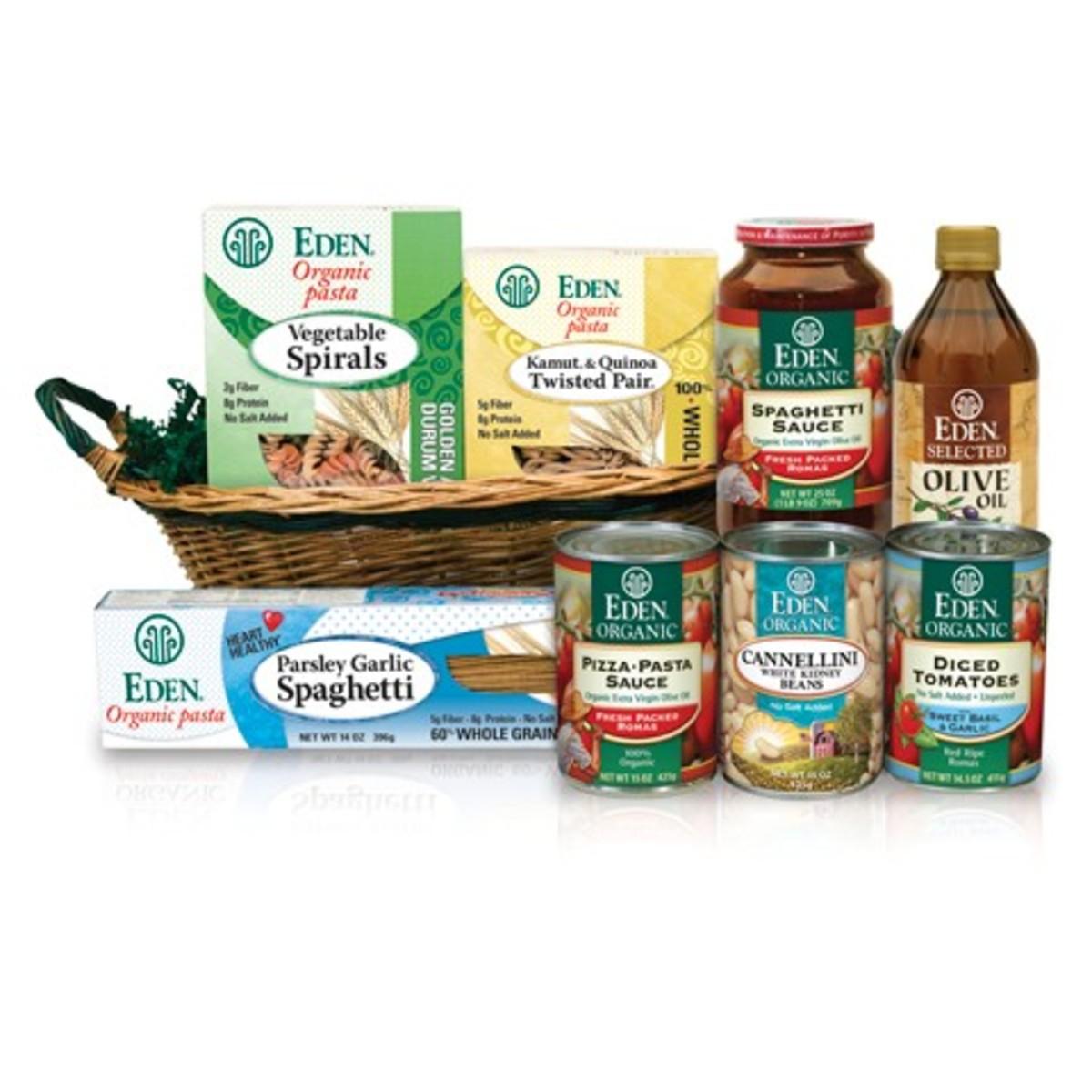 eden Food Gift basket