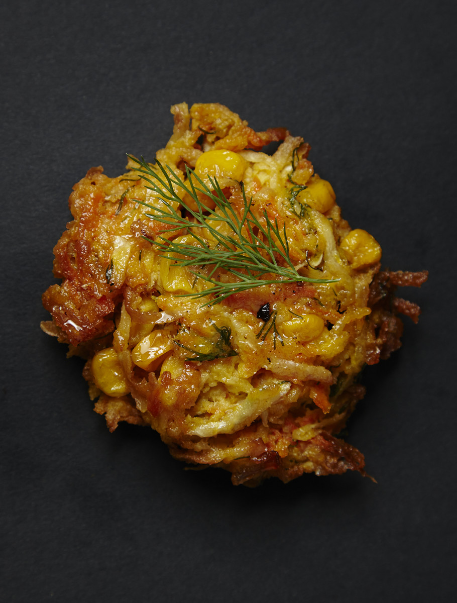 no potato latke