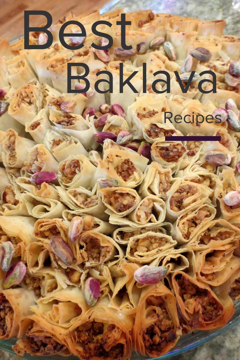 Baklava Canva