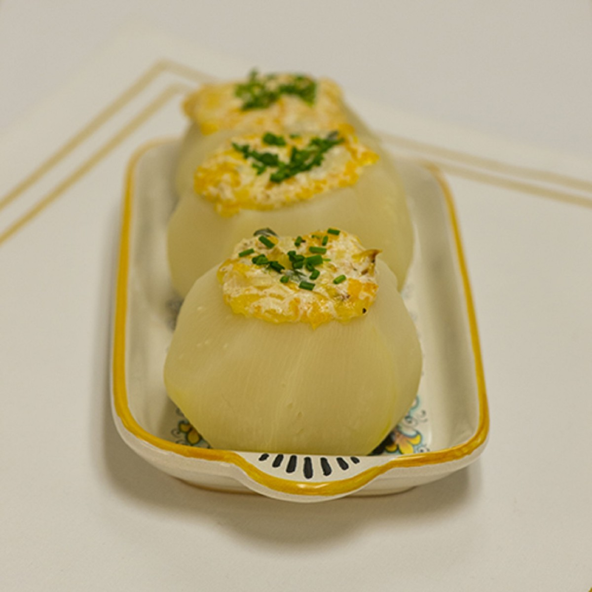 Twice-Baked Turnips