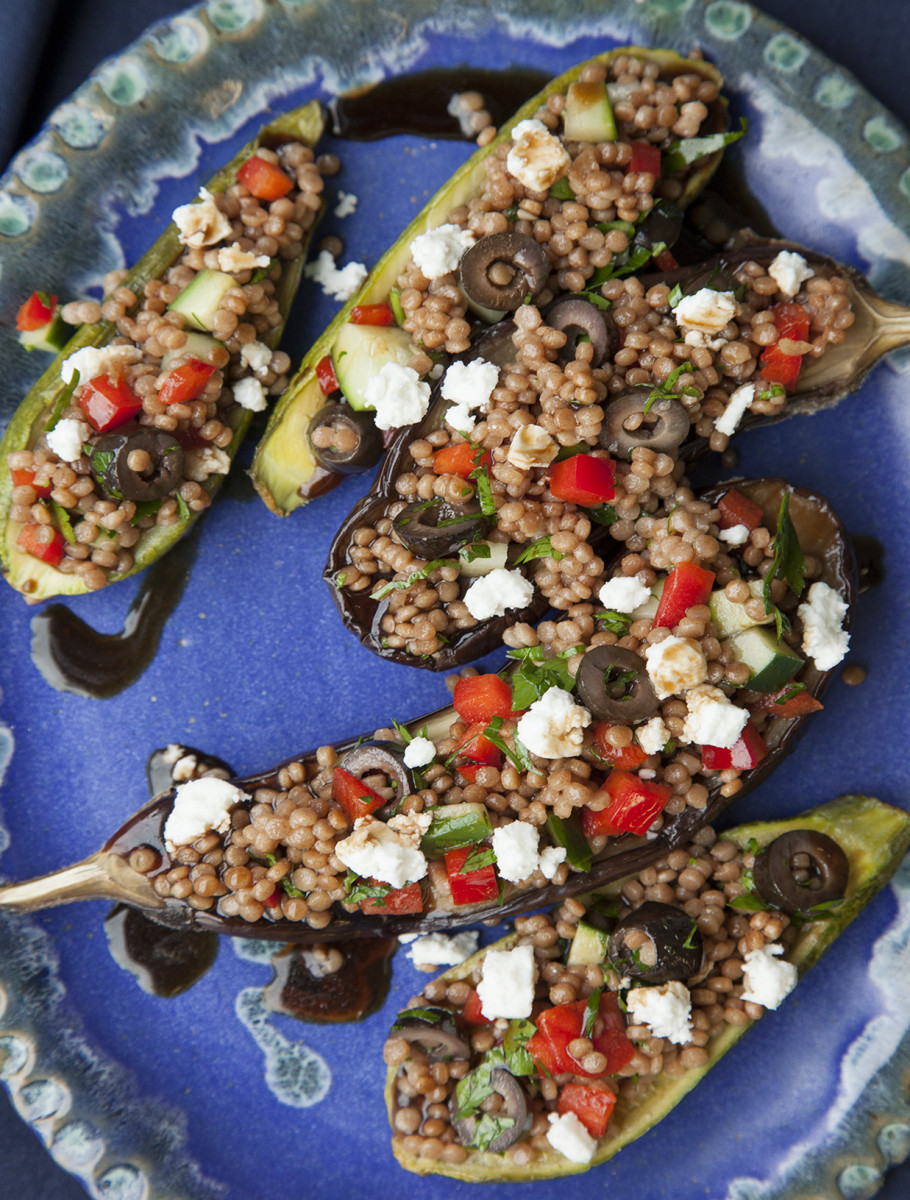 Greek-Inspired Roasted Eggplant Salad  Pg. 55.jpg